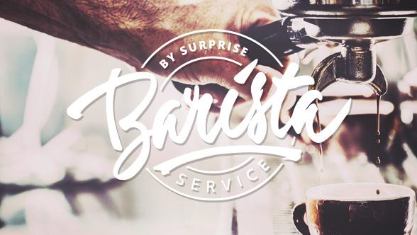 Barista Service